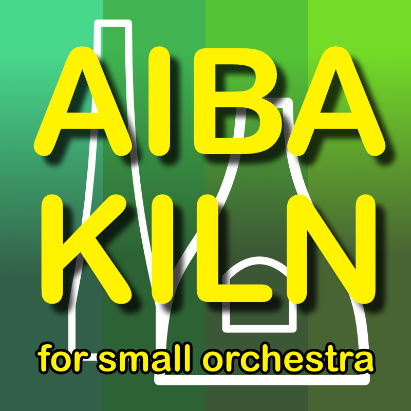 YouTube video of the composition Aiba Kiln, Folk Tune from Brexitania by Frans Absil